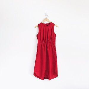 Madewell Lakeshore Midi Dress